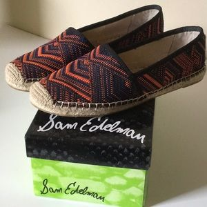 Espadrilles SAM EDELMAN SIZE 8, light use